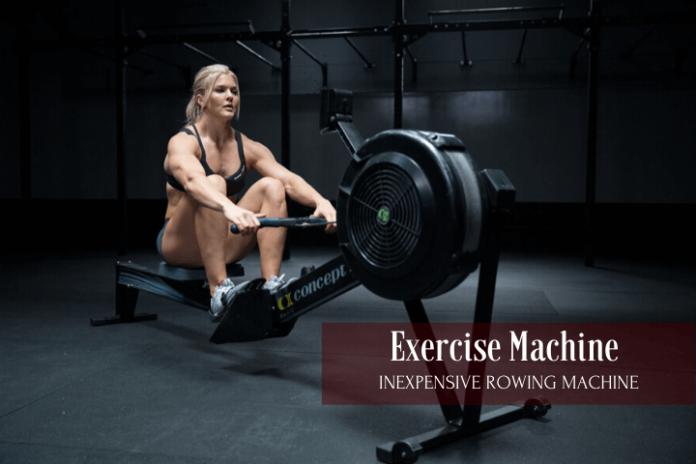 Exercise Machine 1 1